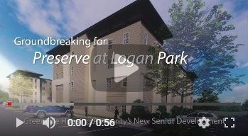 Select to view the Preserve at Logan Park groundbreaking