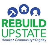 Rebuild Upstate Logo