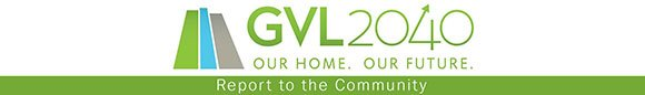 Banner: GVL2040 Report to the Community