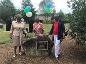 Neighborhood leaders honored at park dedication