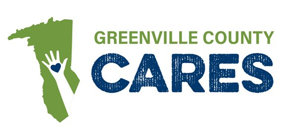 Greenville County CARES logo