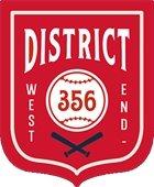 District 356 logo