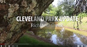 image of Richland Creek in Cleveland Park