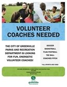 Volunteer Coaches