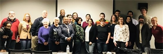 2020 Citizens Transit Academy Class