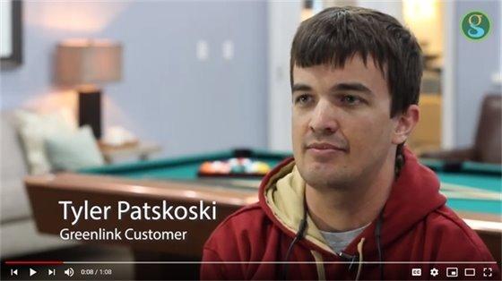 Tyler Patskoski Testimony YouTube Video