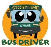 Story Time with a Bus Driver Logo