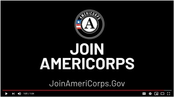 AmeriCorps - Be the Greater Good Video