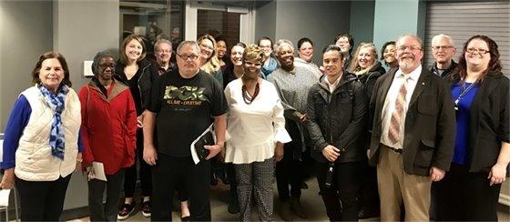 Citizens Transit Academy 2019 Class
