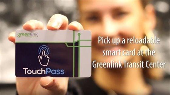 TouchPass smartcard