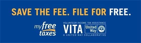 United Way VITA: File Taxes for free