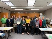 Nicholtown receives grant for community garden