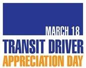 Transit Driver Appreciation Day Logo