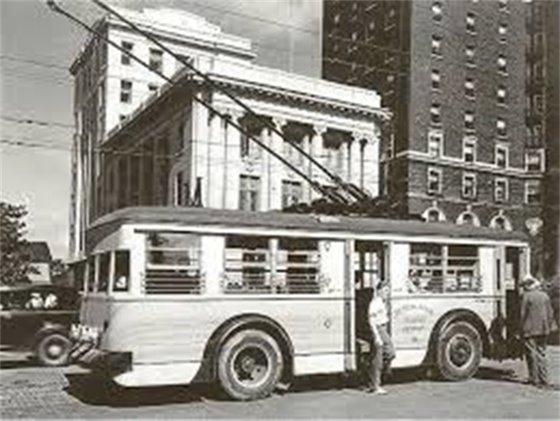 Greenville Historic Street Car
