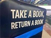 Free Little Library Kiosk