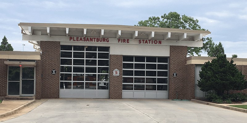 Station 5 exterior