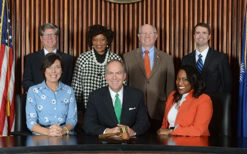 City Council Members 2017-2019