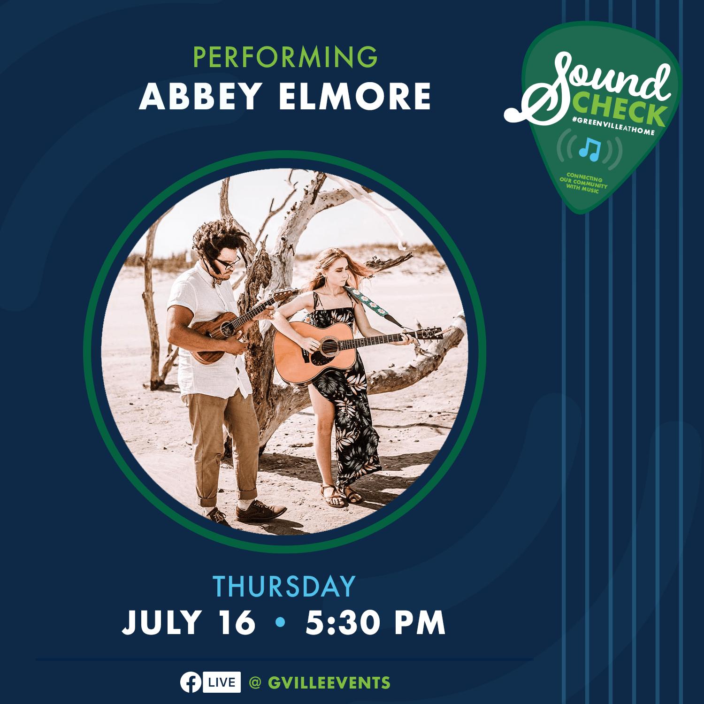 Abbey Elmore - July 16