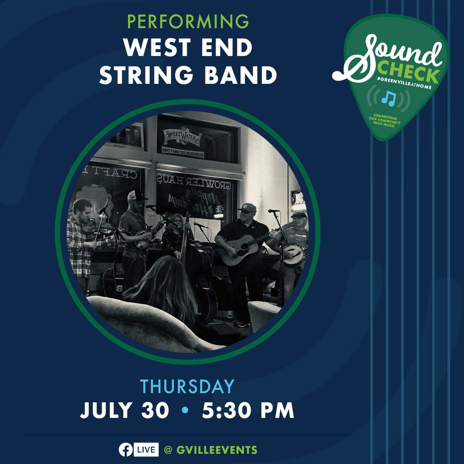 West End String Band - July 30