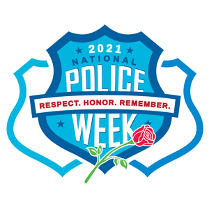 National Police Week logo